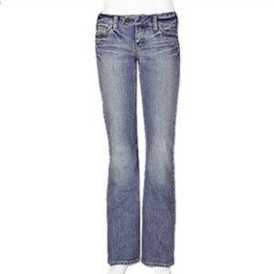 Silver Jeans Jeans - Silver Jeans Tina Tab Jeans Size 28/31